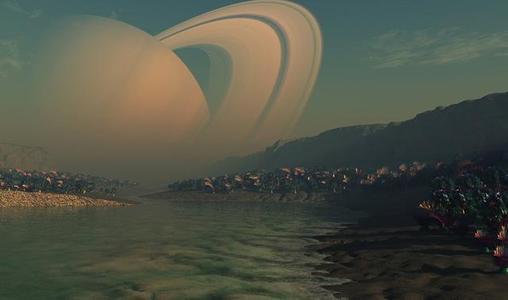 科学家认如果土卫六上有外星人存在,很容易爆炸
