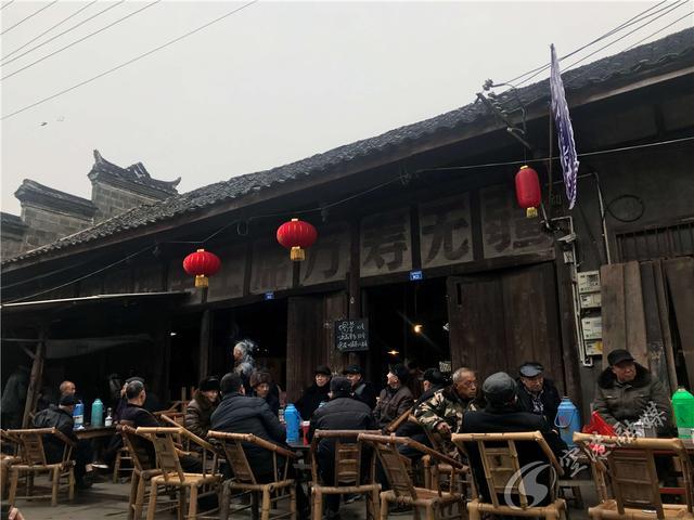 双流彭镇老茶馆-中关村在线摄影论坛