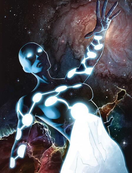 """漫威中美队多强,当漫威英雄变成""""宇宙队长"""",美队实力飙升,浩克由绿变蓝"""