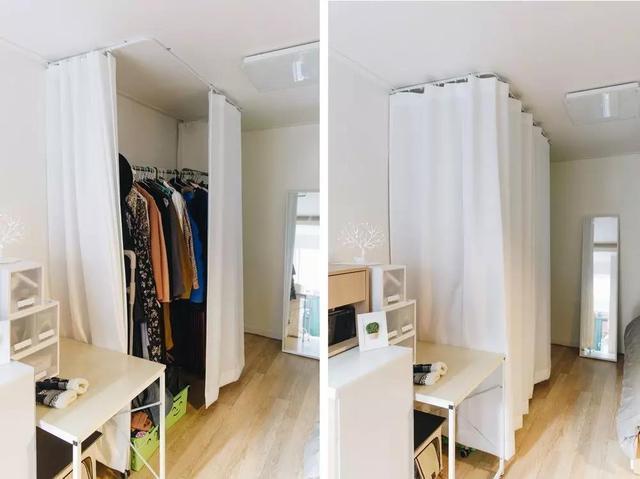 10平米单间出租房布置