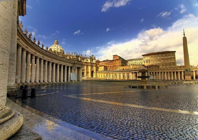 梵蒂冈是一个怎样的国家-第4张图片-IT新视野