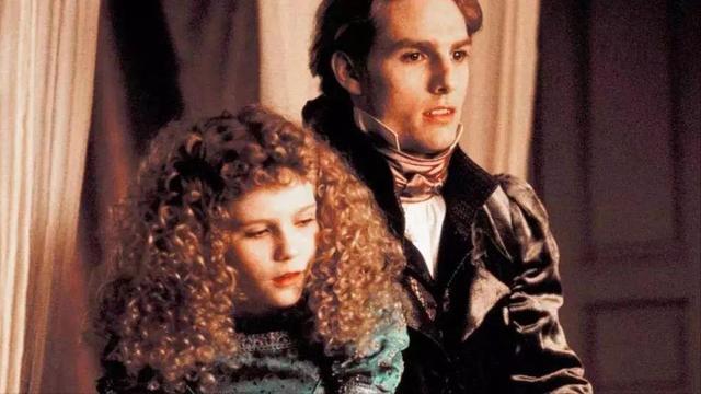 汤姆克鲁斯夜访吸血鬼
