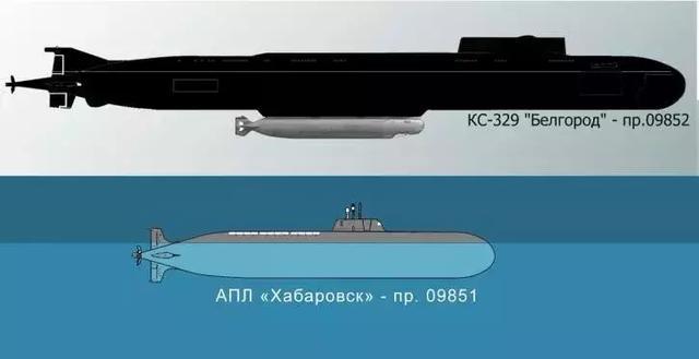 盘点俄罗斯海军现役主要潜艇:装备大量核潜艇和柴电潜艇