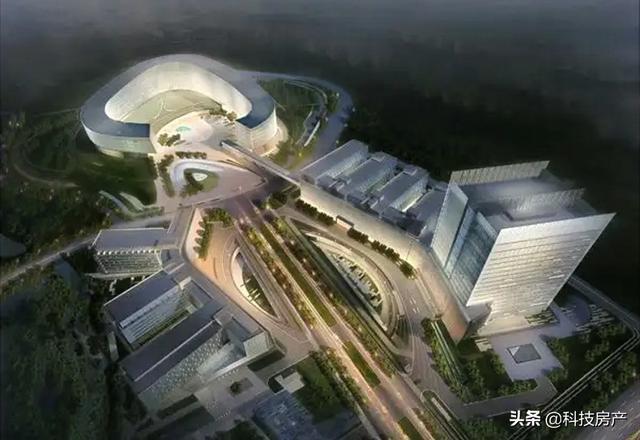 苹果总部是世界上最完美的?南京苏宁易购总部表示不服