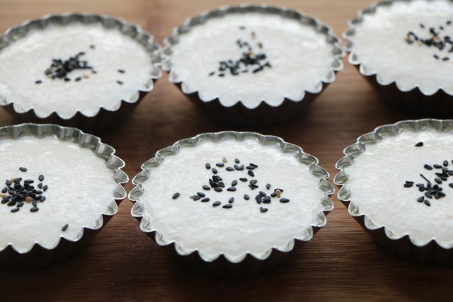 简单几步,教你做香甜软糯的米糕,柔软又劲道,好吃到停不下来!