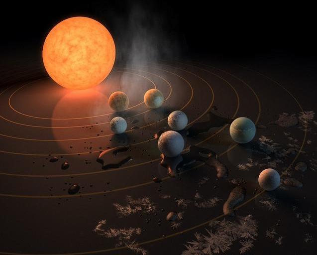 """中国天眼发现""""第2地球"""",霍金、刘慈欣警告:不要回应外星人"""