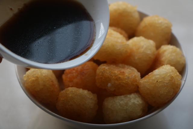 糯米這樣做實在是太好吃了,好吃到停不下筷子,做法再難也要吃