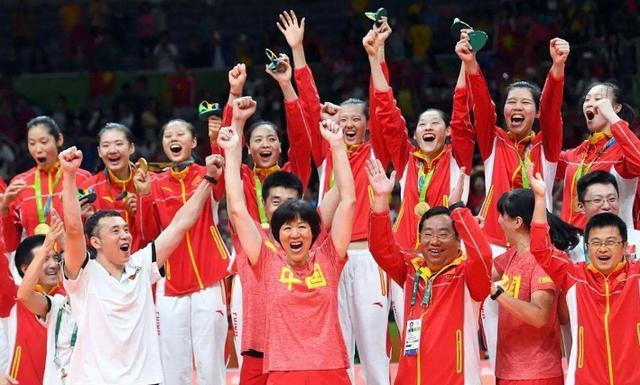 中国女排世界杯夺冠!河南向中国女排和队长朱婷发出贺信