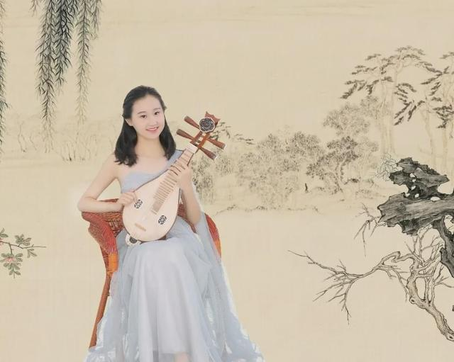 琴路漫漫,唯有热爱——记中央音乐学院附中柳琴少年申依冉