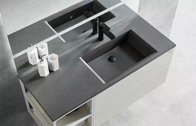 小卫生间要利用好,洗手台的设计很重要!(附选购攻略)