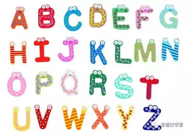 英语26个字母快速背诵