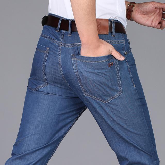 男士薄款长裤