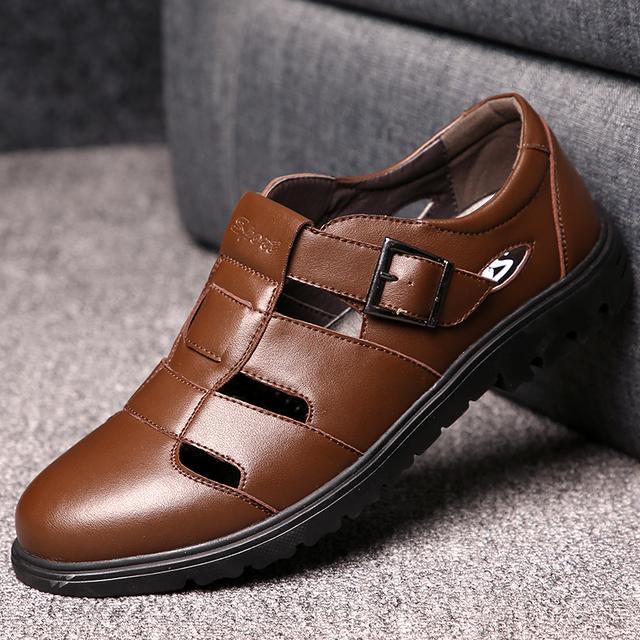 男士内增高皮鞋6厘米