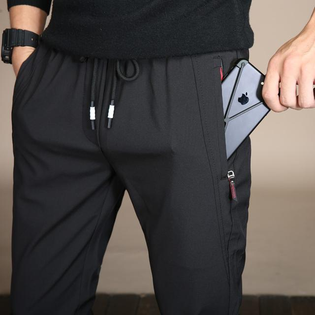 夏季女裤长裤薄款