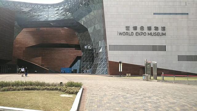 上海自然博物馆北极熊