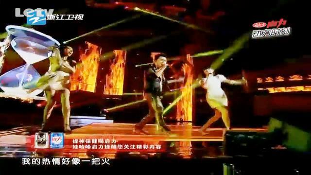 张国荣的舞台驾驭魅力