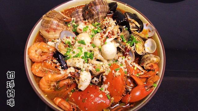 22种海鲜贝类做法大全