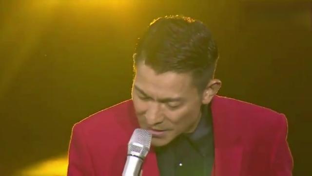 《爱你一万年》刘德华演唱超清
