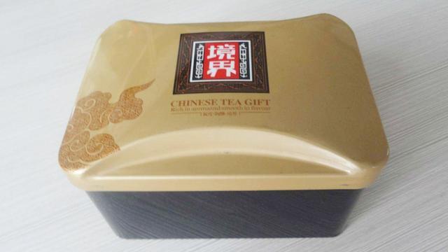 茶叶盒圆柱