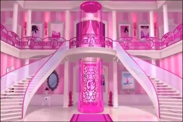 芭比之梦想豪宅头像