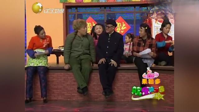 《过年了》程野,赵本山闪亮登场,太搞笑了,一周的笑点全包了