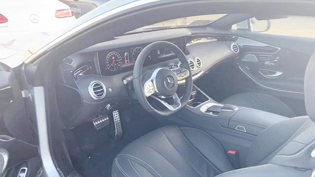 售价199.8万元起 奔驰S级Coupe正式上市_快科技