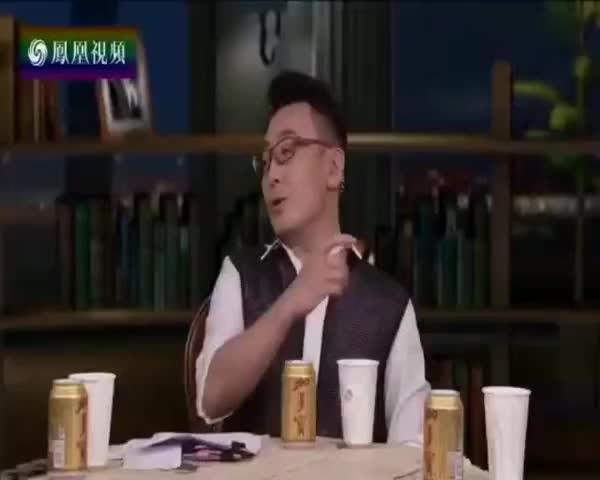 窦文涛访问张召忠