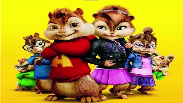 遇到三只会唱歌的可爱松鼠,送你们了……哈哈哈哈