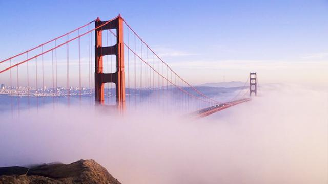 美国金门大桥