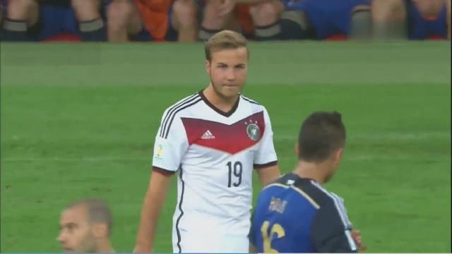 盘点!德国vs阿根廷!