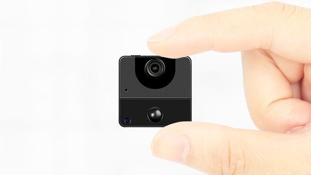 超小型微型无线监控摄像头手机wifi远程监控网络摄像机... -京东