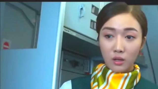 空姐在飞机上爱上总裁电视剧