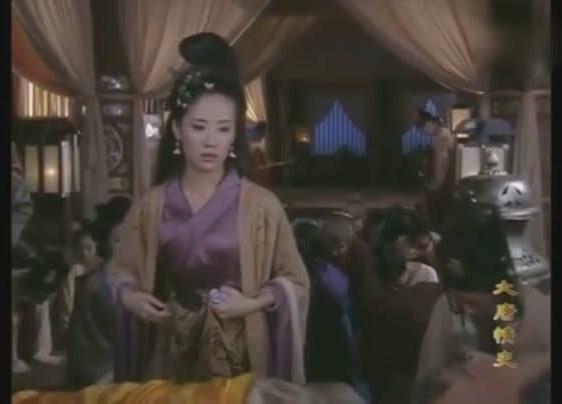 18年前的《大唐情史》,女演员自带滤镜,颜值碾压... _网易新闻