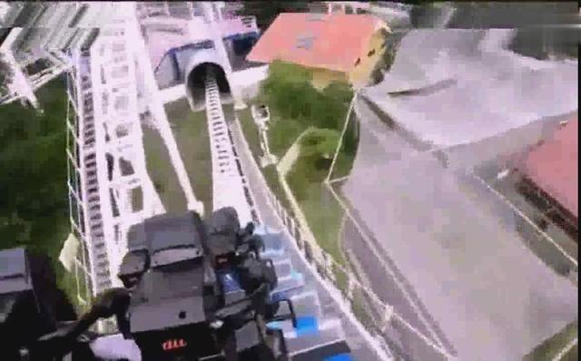 全球最恐怖的5个过山车