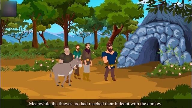 三只小猴摘西瓜故事