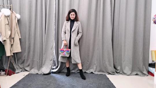 驼绒大衣女新款【多图】_价格_图片- 天猫精选