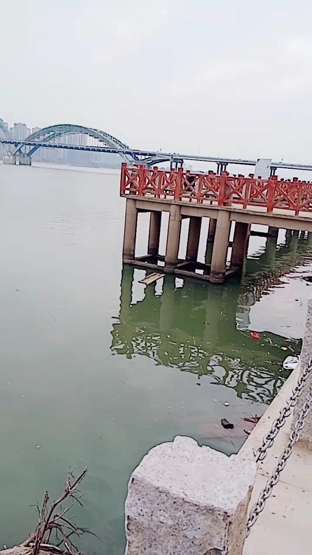 江西省吉安大桥的风采