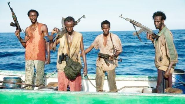 为啥护航船队不枪杀海盗