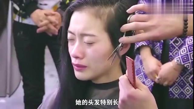 快手头像伤感女生哭了