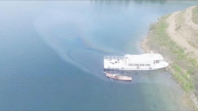 世界景致观赏:荆楚奇湖黄石仙岛湖,旅行的自在和随性非常棒!