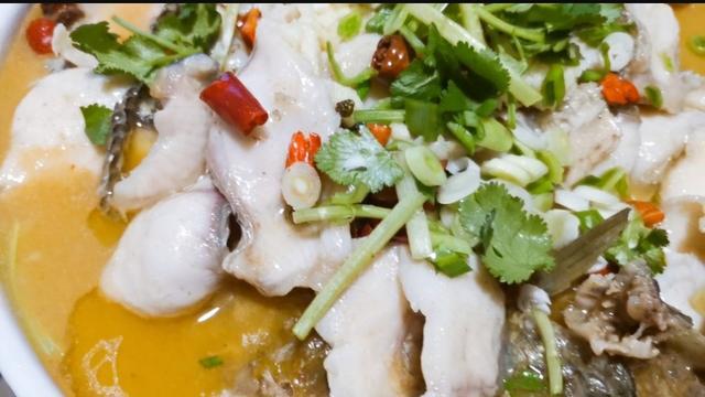 酸菜黑鱼的做法_酸菜黑鱼怎么做_菜谱_美食天下