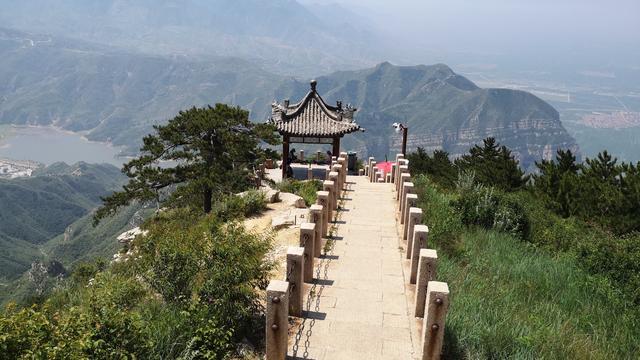 「每日名山游」雄险的北岳———恒山
