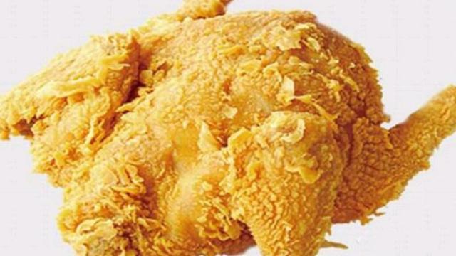 炸鸡店老板无保留教你做脆皮炸鸡,跟肯德基味道一模一样