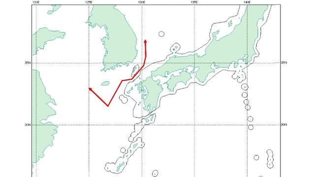 中国军机飞越宫古海峡,日本急什么?