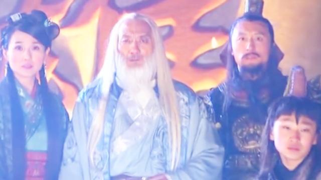 神雕侠侣:杨过十六年重出江湖,众人十六年未见杨过,都呆住了