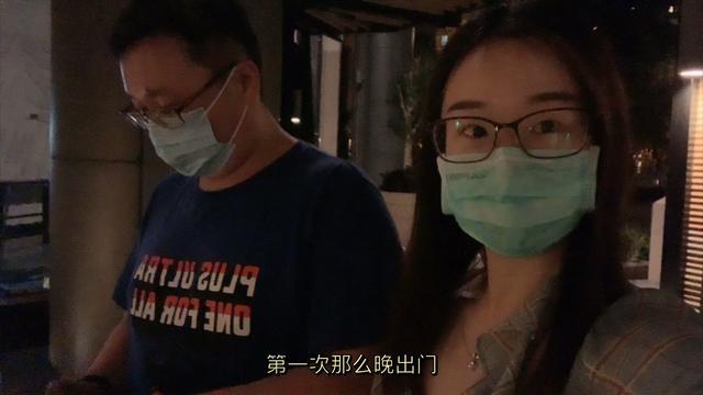香港疫情夜市图片