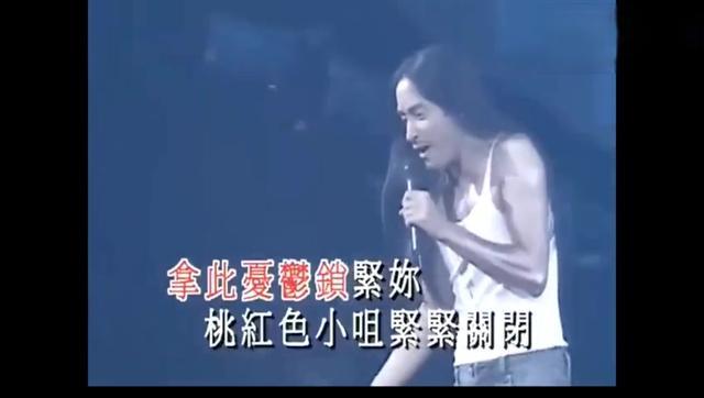 《少女心事》1985年夏日百爵演唱会现场