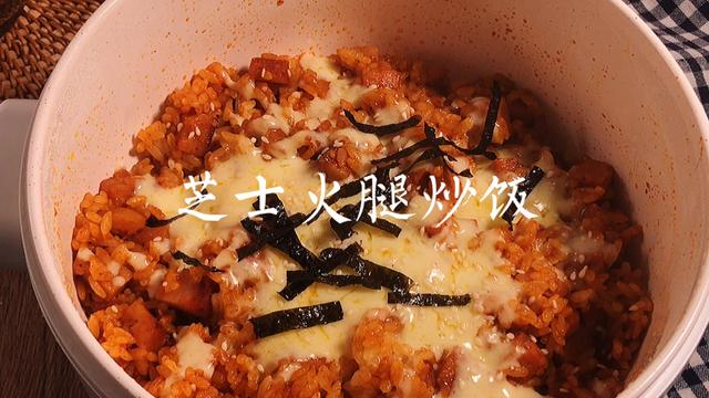 扬州炒饭图片
