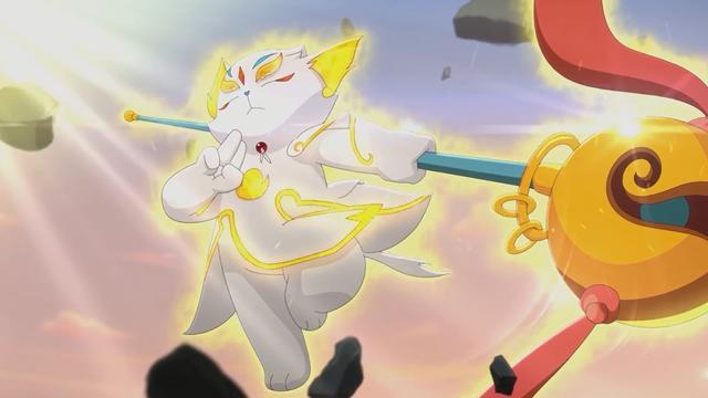 京剧猫之白糖女化图片
