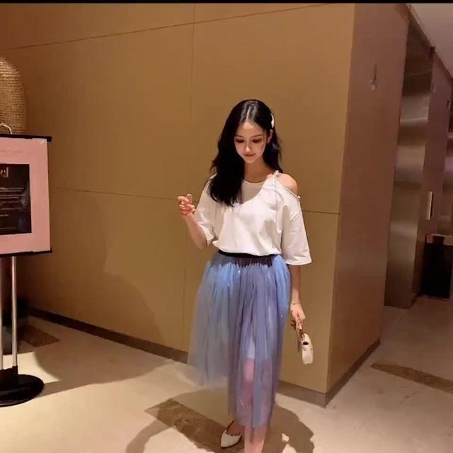 2017最流行的半身长裙